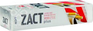 Купить <b>Зубная паста</b> Lion <b>Zact отбеливающая</b> 150г с доставкой ...