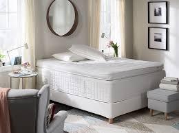 holmsbu spring memory foam mattress bedroom furniture in ikea