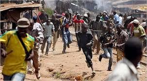 Bildresultat för Gunmen storm Lagos school