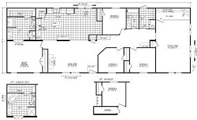 Bedroom Double Wide Floor Plans   Free Online Image House Plans    Fleetwood Double Wide Mobile Home Floor Plans on bedroom double wide floor plans