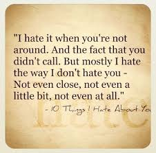 Hate Quotes For Him. QuotesGram