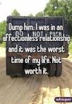 affectionless