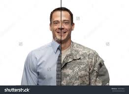 military civilian transition stock photo shutterstock military to civilian transition