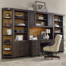 office wall unit home office wall unit with computer credenza avenue greene grey ladder storage office wall