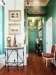 paint colors and home accents bright colorful home
