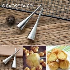 Free Shipping <b>1PCS High Quality</b> Stainless Steel Cream Icing ...