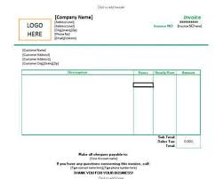 helpingtohealus pleasant simple invoice template bill format helpingtohealus heavenly service invoice templates in word and excel hloomcom endearing invoice for hourly