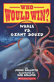 ~ Download <b>Whale vs</b>. Giant <b>Squid</b> (Who Would Win?) By : - OH