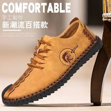<b>New</b> Arrival <b>Men's</b> Walking Shoes Spring <b>Autumn Leather</b> Ugs ...