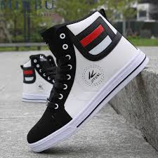 <b>MIUBU</b> Spring Autumn <b>Fashion</b> Men Shoes Patent Leather Men ...