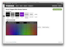 Thesis       DIY Theme Framework   Colorlib Colorlib