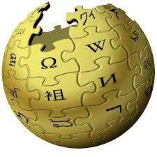 Resultado de imagem para wikipedia logo