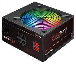 ≡ <b>Блок питания CHIEFTEC</b> RETAIL Photon 650 Вт (<b>CTG</b>-<b>650C</b> ...