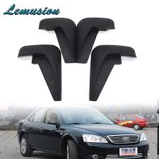1Set <b>Car Front Rear</b> Mudguards <b>Car styling</b> For Ford Mondeo MK3 ...