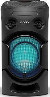 Купить Музыкальный центр <b>SONY MHC</b>-<b>V21D</b>, черный в ...