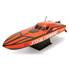 <b>Радиоуправляемый катер ProBoat Stealthwake</b> 23 Brushed Deep ...