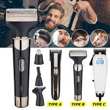 3Types <b>New Upgrade Electric Hair</b> Clipper Heavy Hair Trimmer Hair ...