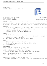 intern resume examples check examples of resumes for internships