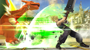 Image result for super smash bros wii u cloud