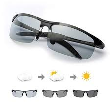 TJUTR Men's Photochromic Sunglasses with ... - Amazon.com