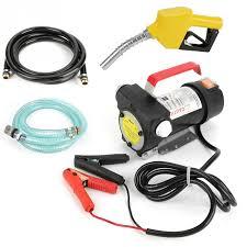 Electric <b>Fuel Transfer</b> Pump 12V 155W <b>Oil</b> Pump <b>40L</b>/<b>min</b> Electric ...