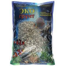"""<b>Галька ЭКО грунт</b> """"<b>Феодосия</b>"""", для аквариумов, 1-2 мм, 3,5 кг ..."""