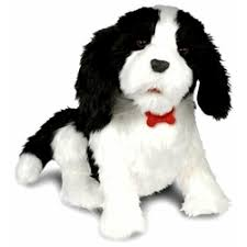 «<b>Робот</b>-собака <b>WowWee Ltd Alive</b> Perfect Puppy Bella ...