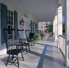 Garrison Colonial Home Plan D    House Plans and MoreCape Cod  amp  New England House Plan Porch Photo   D    House
