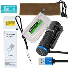 Olight S1R II 1000 Lumen <b>USB</b> rechargeable <b>CREE</b> LED Flashlight ...