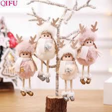 <b>QIFU</b> Christmas Angel Pendants <b>Merry Christmas Decorations</b> for ...
