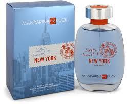 <b>Mandarina Duck Let's Travel</b> To New York Cologne by Mandarina ...
