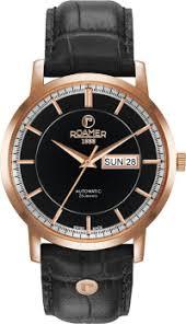 <b>Часы Roamer</b> механические купить в интернет-магазине ...