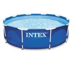 <b>Intex</b> 28200 Каркасный <b>бассейн Metal</b> Frame 305х76см, 4485л ...