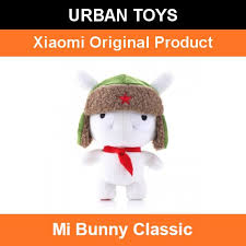 Xiaomi <b>Mi Bunny Classic</b> / Soft Rabbit Stuffed Plush Toy / Mitu Doll ...