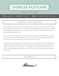resume templates for nannies and domestic staff store s chic resume template package