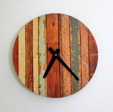 Small Picture Best 20 Handmade wall clocks ideas on Pinterest Wall clocks