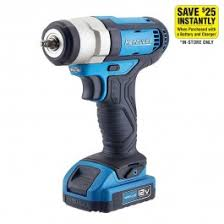 <b>Electric Impact Wrenches</b> - Harbor Freight Tools