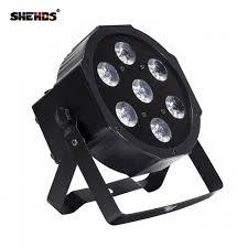 <b>Fast Shipping</b> Super Bright LED Par RGB SlimPar Tri 7x9W LED ...