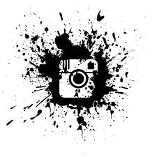Instagram Logo On the Rocks CoMo OTRCoMo