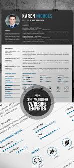 clean modern cv resume templates psd bies creative modern and coporate cv resume templates