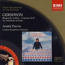 <b>Gershwin</b>*, <b>André Previn</b>, London Symphony Orchestra* - Rhapsody ...