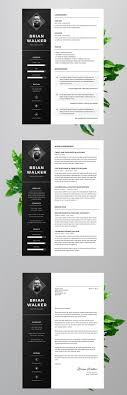resume template for word photoshop amp illustrator on resume template for word photoshop amp illustrator on behance in resume template for word