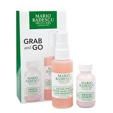 <b>Mario Badescu Grab</b> And Go (Drying Lotion & Facial Spay Duo ...