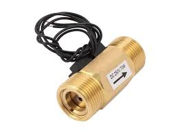 <b>G3</b>/<b>4</b> Thread Liquid <b>Water Flow Sensor</b> Switch Flowmeter Fluidmeter ...