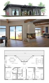 ideas about Small House Plans on Pinterest   House plans    Small House Plan
