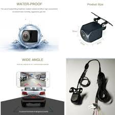 Mini WiFi Waterproof <b>Reverse Car</b> Camera 150 Angle Parking V-<b>Car</b> ...
