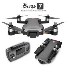 MJX Bugs <b>B7</b> RC Drone Professional <b>GPS</b> 4K HD Camera Drones ...