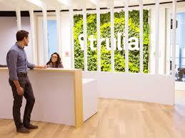 tour of trulia office san francisco business insider adobe san francisco office