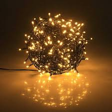 <b>10M</b> 20M 30M 50M <b>100M Waterproof</b> LED String Lights 24V EU US ...