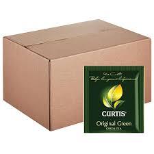 """Купить <b>Чай CURTIS</b> """"<b>Original</b> Green"""", зеленый, 200 пакетиков в ..."""
